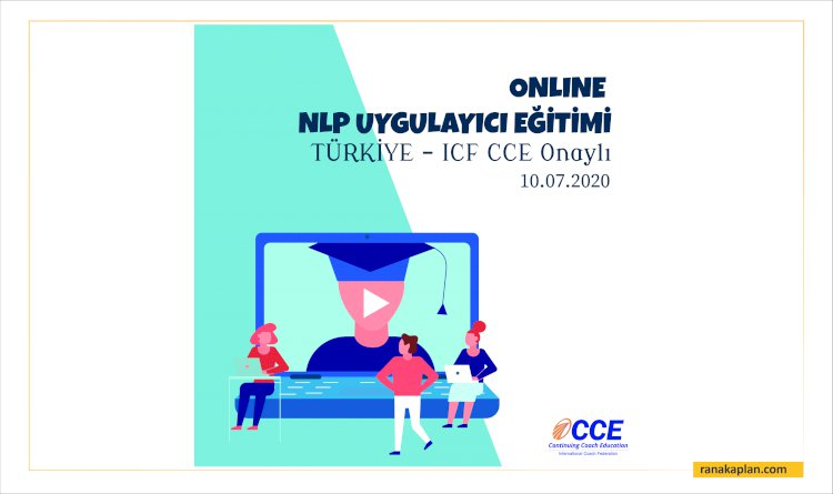 ICF CCE Onaylı NLP Eğitimi Türkiye