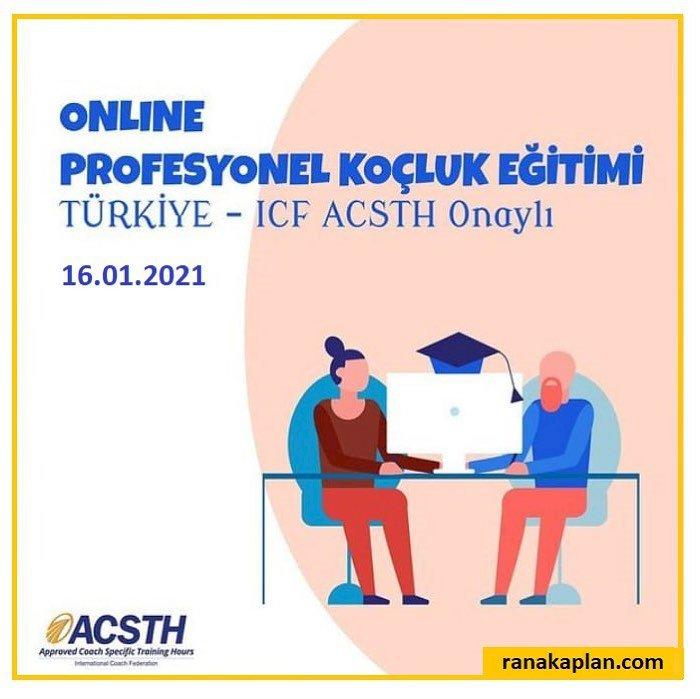 Profesyonel Koçluk Eğitimi- Türkiye