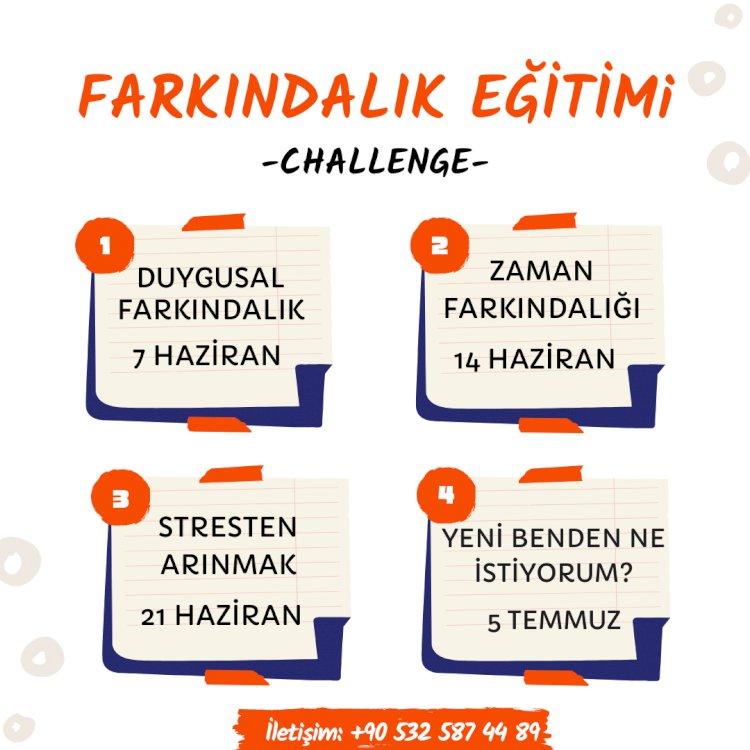 FARKINDALIK EĞİTİMİ -Challenge- RANAKAPLAN Akademi