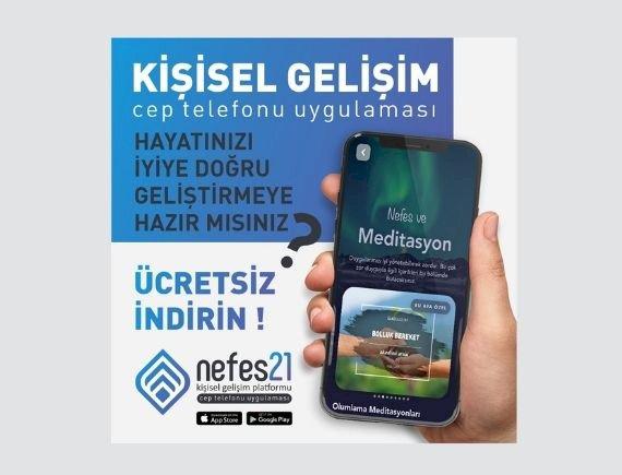 Yeni Nefes21 Mobil Uygulamamız Yayında!